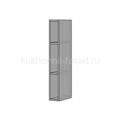 Кухонная полка высотой 920 мм. шириной 150 мм.