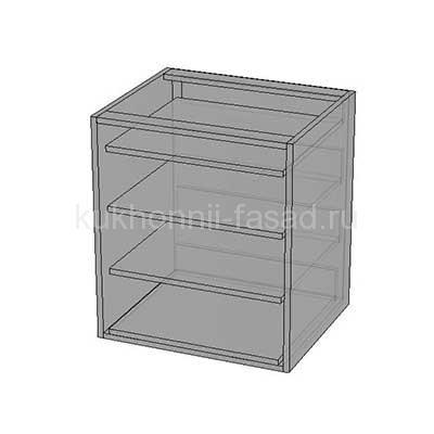 Стол для кухни с 4-мя выдвижными ящиками шириной на 600 мм.