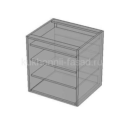 Стол с 4 - мя выдвижными ящиками для кухни